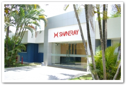 SHINERAY BRASIL, CONCESSIONÁRIAS