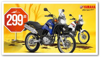 Promoção Yamaha XTZ 250 TÉNÉRÉ,