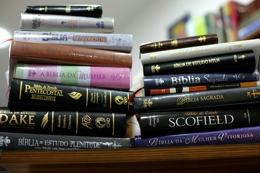 Bíblias diversas Editoras Cristãs Mais Confiáveis