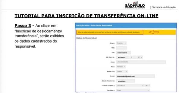Captura de Tela 2021 03 25 às 10.03.26 Como fazer Transferência Online 2021 São Paulo
