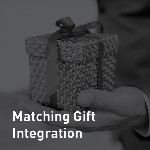 Learn more about how Double the Donation's matching gift tool integrates with DonorBox.