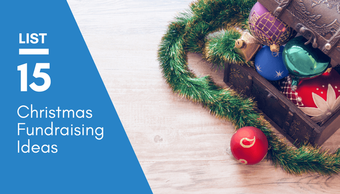 20 christmas fundraising ideas