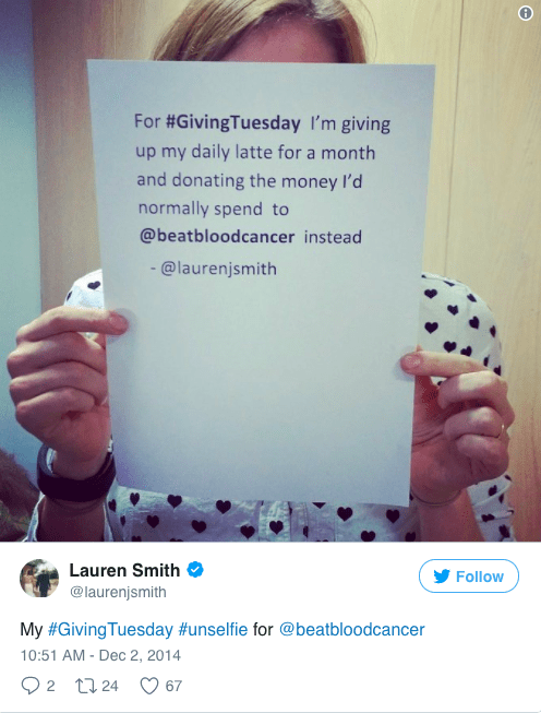 giving thursday - Fundraisng ideas for church