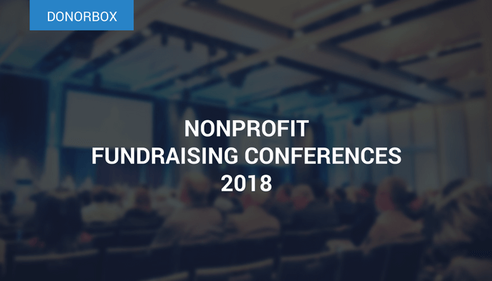 nonprofit conferences to attend 2018