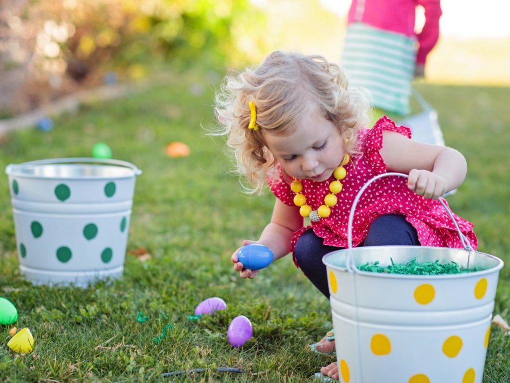 easter egg hunt - spring fundraising ideas