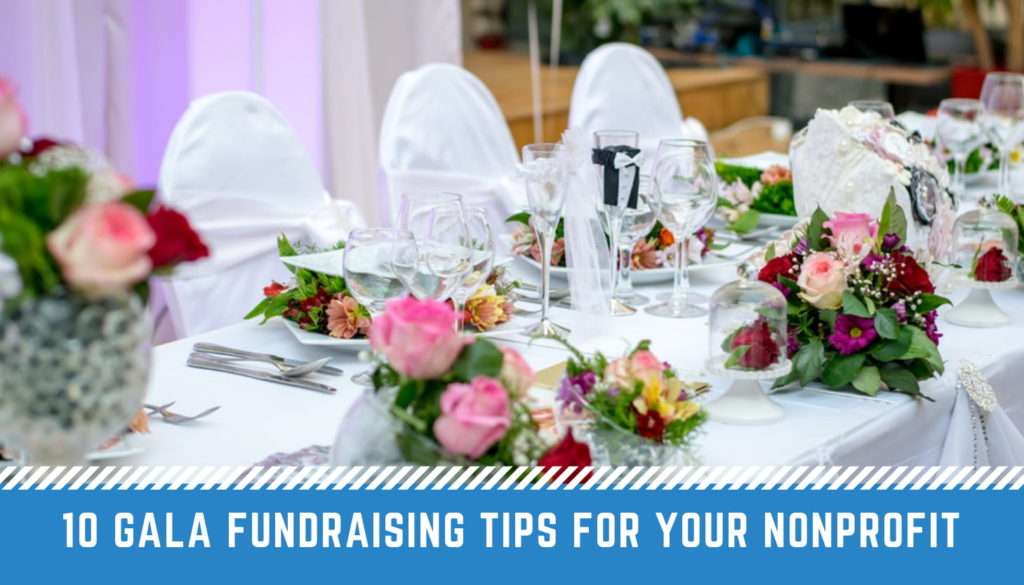 Fundraising Tips to get a Gala Celebration