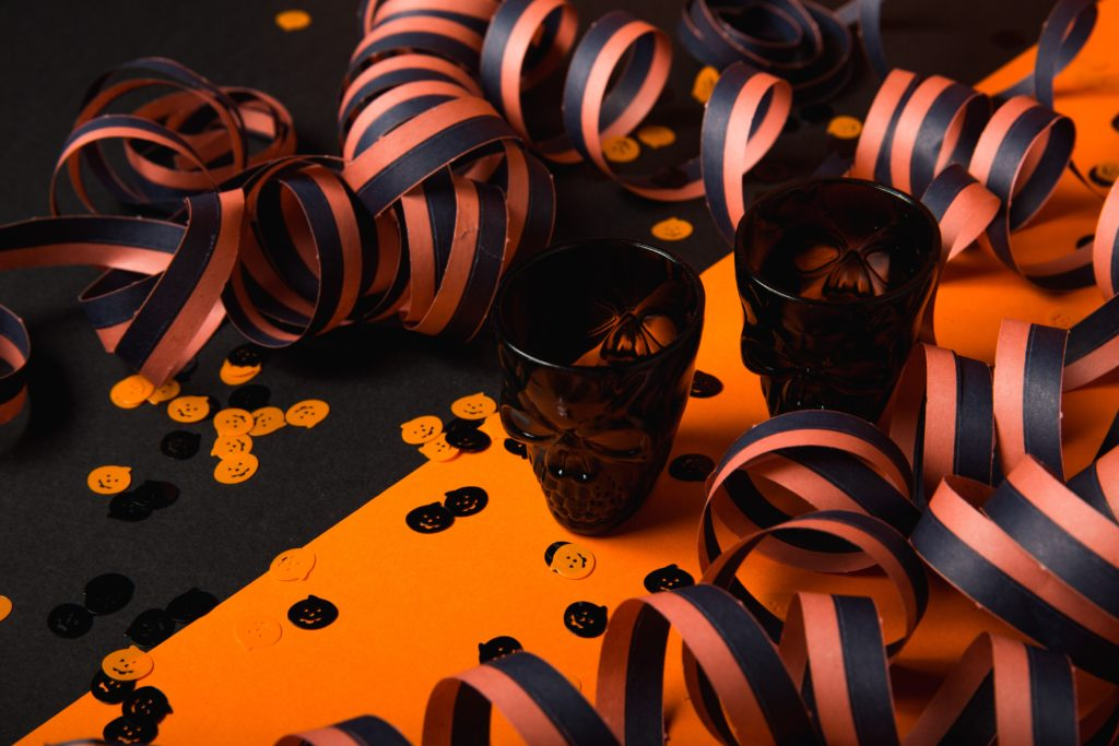 Spooky Party - Halloween fundraising