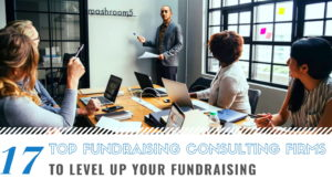 Fundraising consulting firms