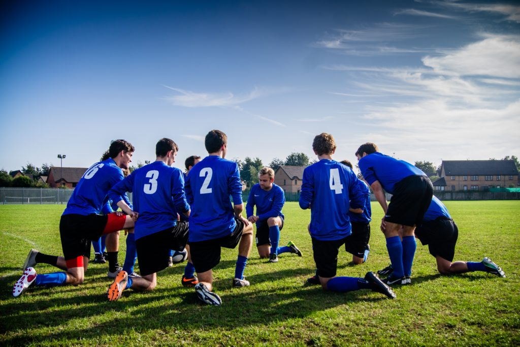 sports fundraising ideas - clubs