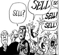 Change 101: Sell-Sell-Sell and then Strategy-Strategy