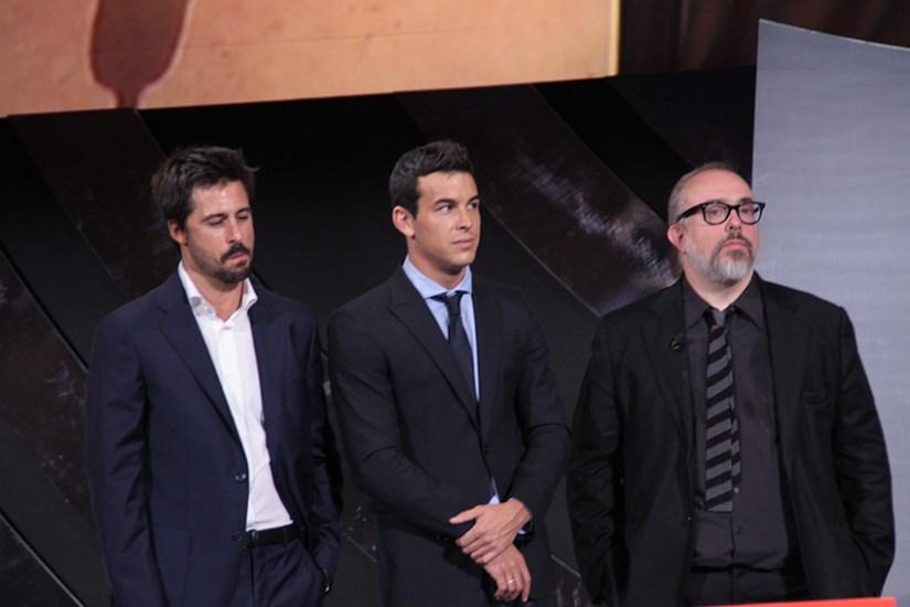Hugo Silva,Alex de la Iglesia y Mario Casas_1243