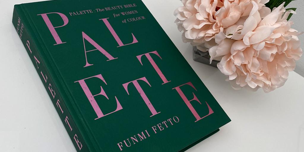 No Cover Ups… Palette by Funmi Fetto