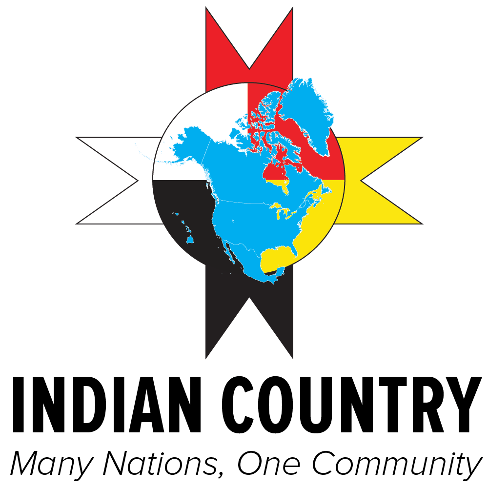 Indian Country Logo - used for all materials