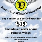 Earn Your Wings Wednesday!