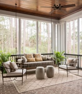 sunroom living room four chairs in design ideas everything you need to know about it patio rooms