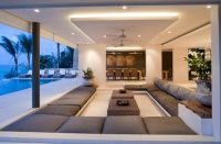 19 Best Sunken Living Room Design Ideas You'd Wish to Own