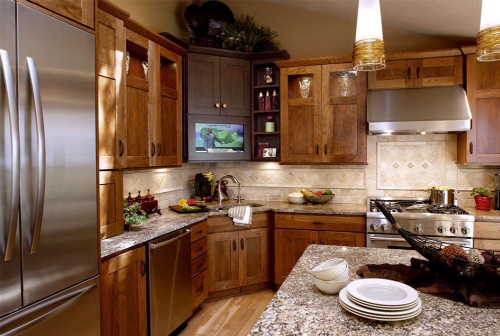 motion kitchen faucet win a makeover corner sink design ideas / remodel for your ...