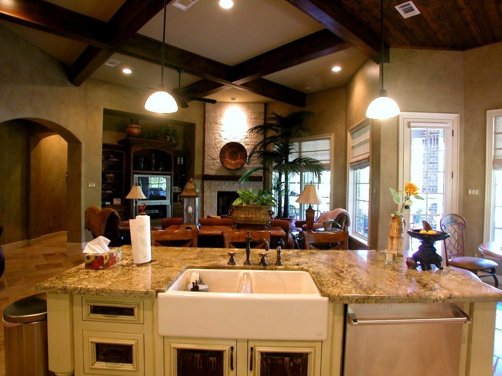 Barnwood Kitchen Island Remodel And Reclaimed Ideas 31