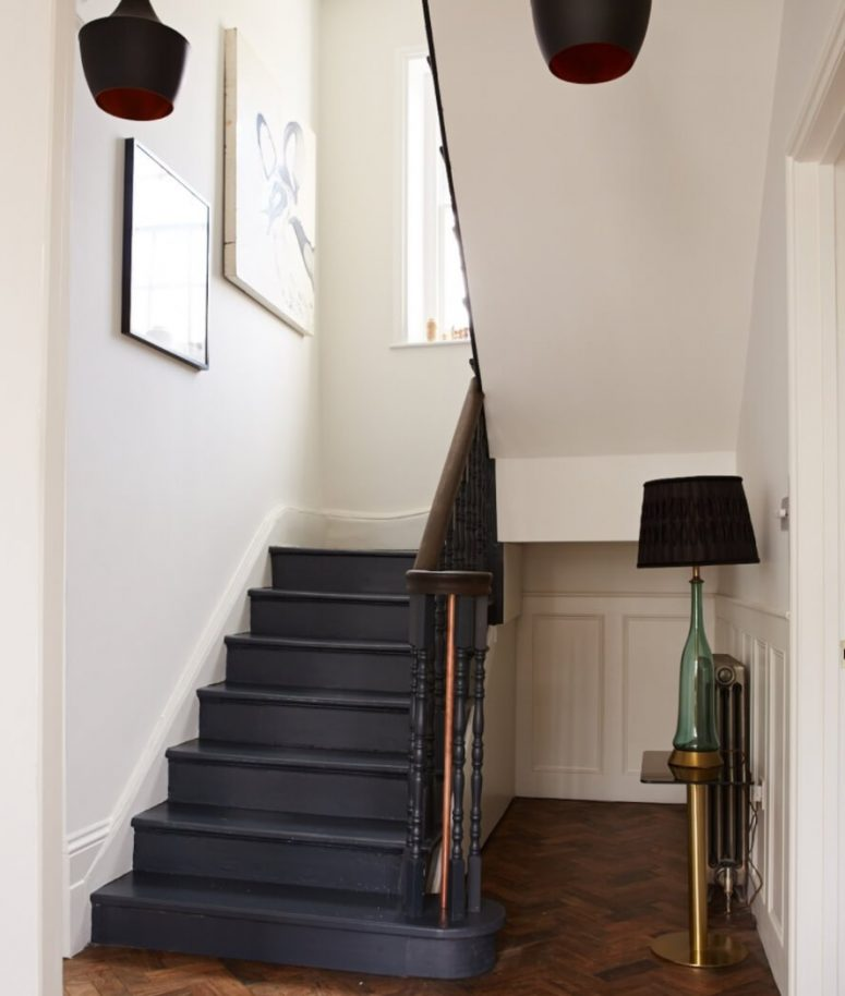 Paint Colors For Stairs