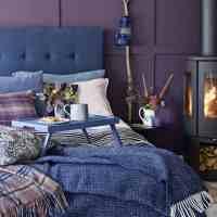 25 Attractive Purple Bedroom Design Ideas You Must Know