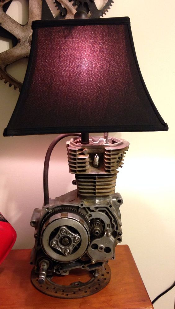 12 Simple Ways To Add Steampunk Style To Your Bedroom