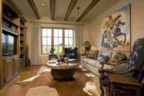 Santa Fe Home Interior Design