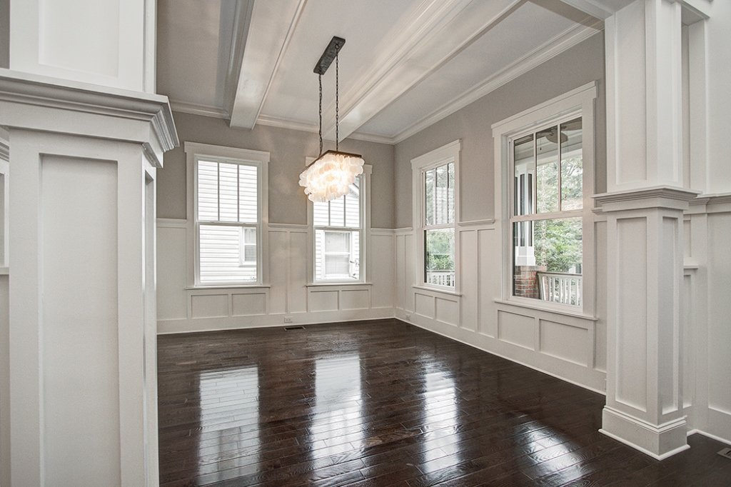 Baseboard Ceiling Height
