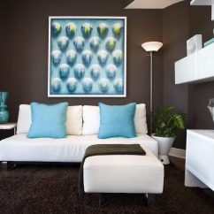 Living Room Ideas With Turquoise Walls For Decorating A Large Wall In 51 Stunning To Freshen Up Your Home And Grey Bedroom