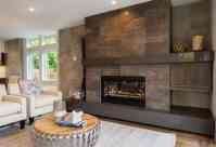 Tile Around Fireplace Ideas