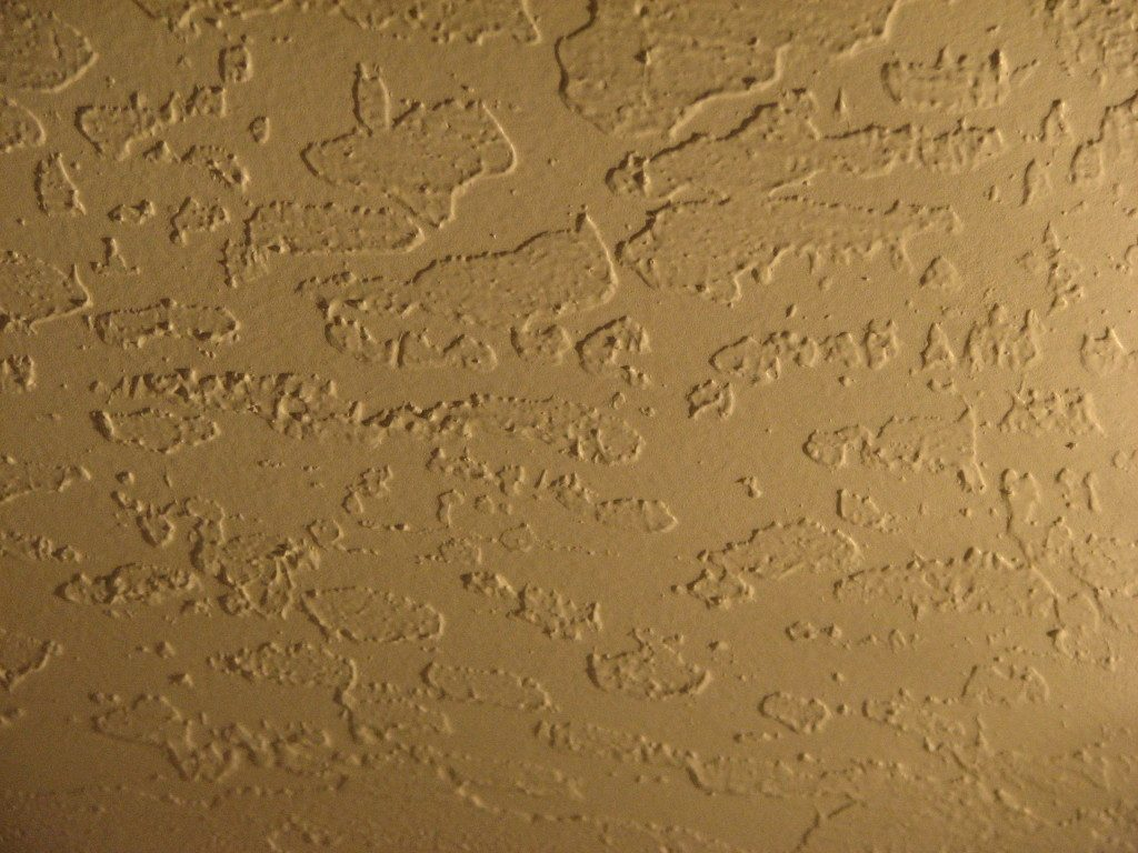 ceiling textures types