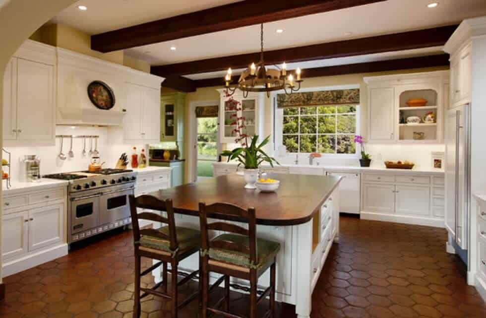 title   Spanish Style Kitchen
