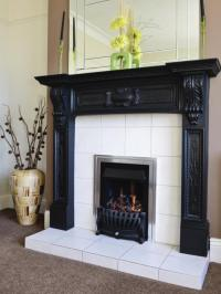 19 Stylish Fireplace Tile Ideas for Your Fireplace Surround