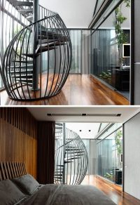 50+ Uniquely Awesome Spiral Staircase Ideas for Your Home