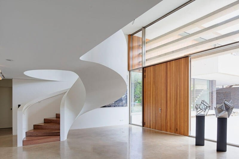 50 Uniquely Awesome Spiral Staircase Ideas For Your Home | Spiral Staircase 2 Floors | 8 Ft | Interesting | Spiral Shaped | Outdoor | Wooden