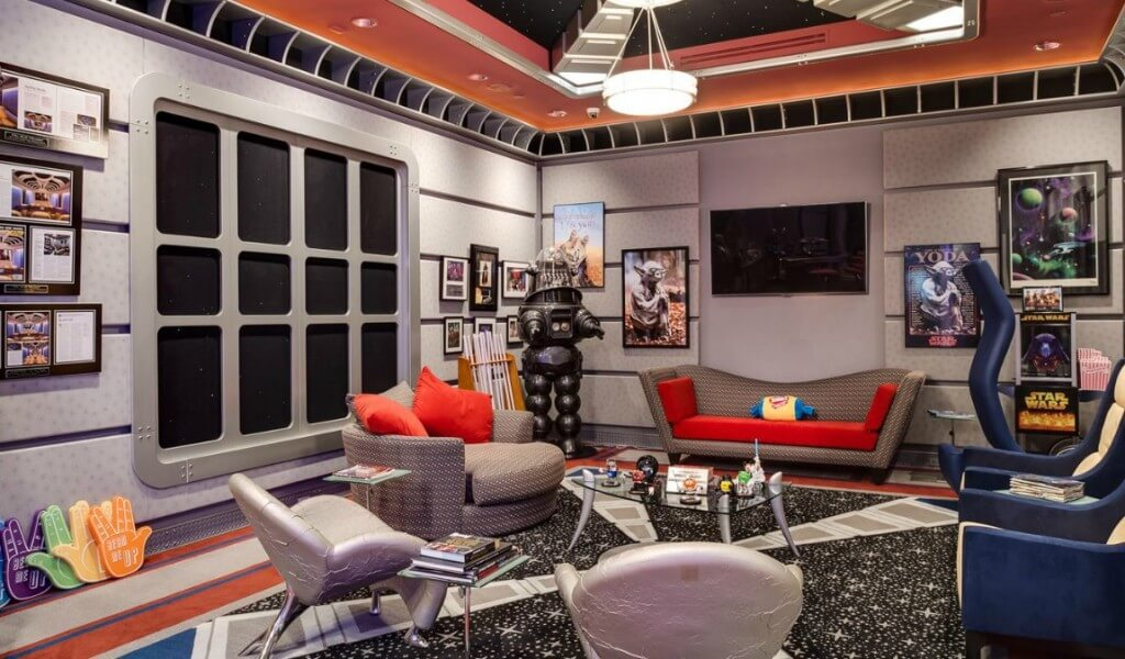 This crafty option is quick, easy, and cheap. 50+ Best Setup of Video Game Room Ideas A Gamer's Guide