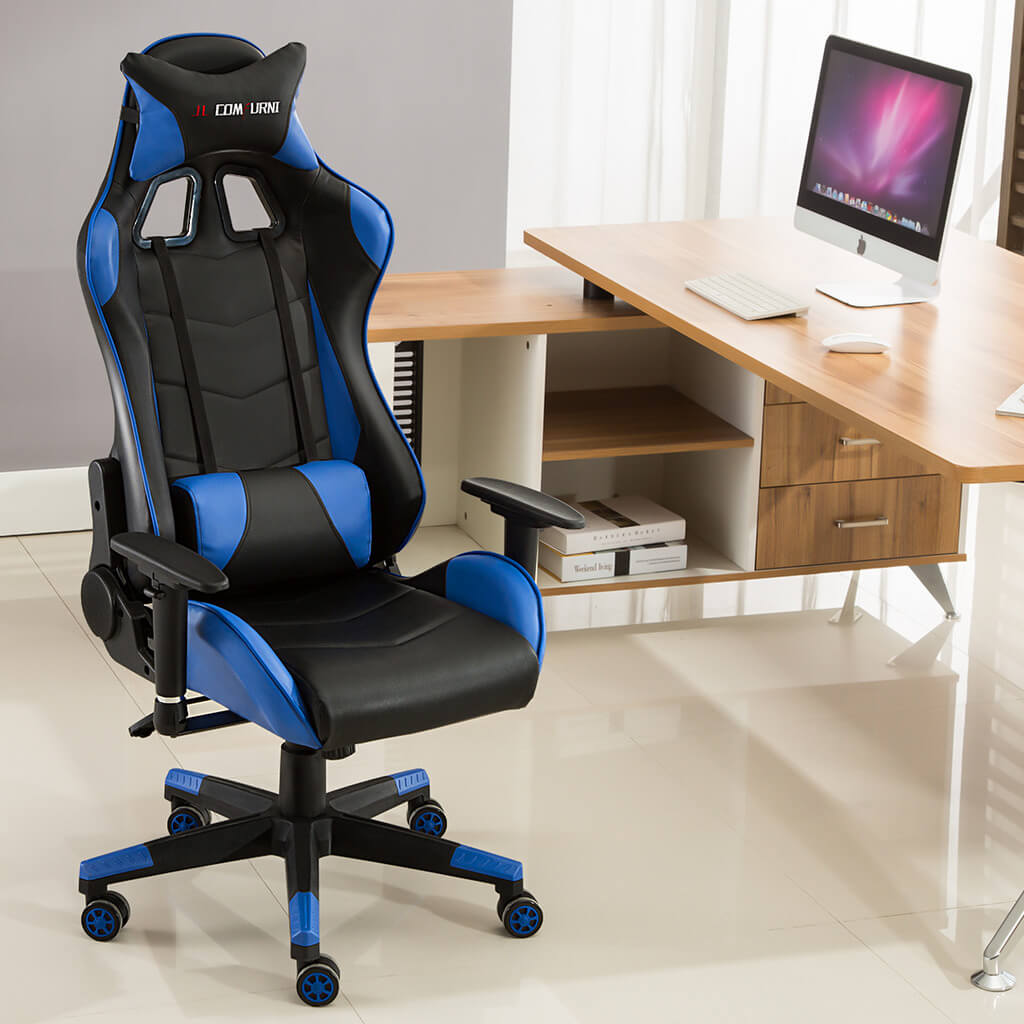 chair games for seniors wood rocking outdoor 50 best setup of video game room ideas a gamer s guide gaming reclining pinterest