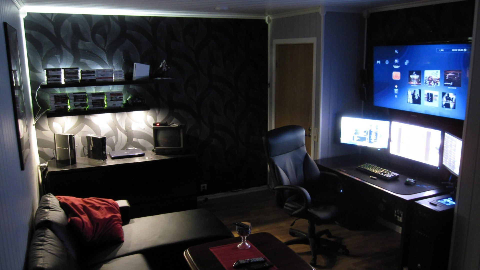 Find what you need to know about video game design degrees, online degree options, accredit. 50+ Best Setup of Video Game Room Ideas A Gamer's Guide