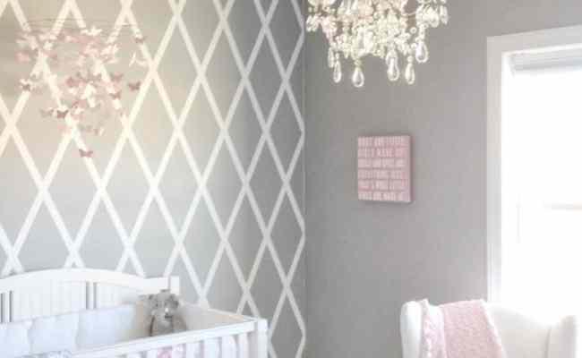 Baby Girl Nursery Decor Ideas