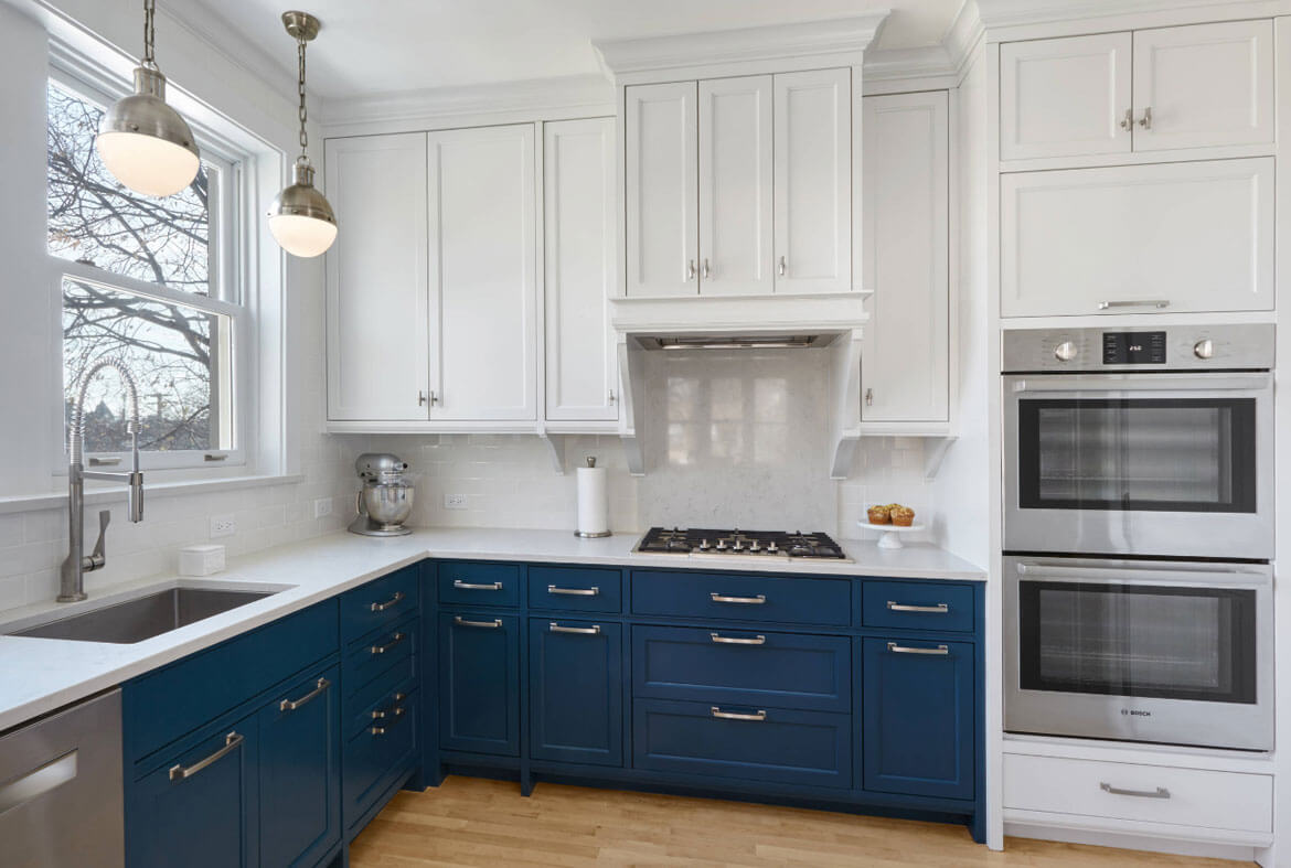 24 Blue Kitchen Cabinet Ideas to Breathe Life into Your