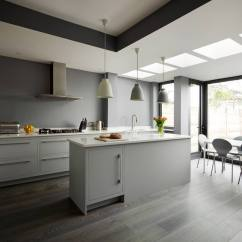 Gray Kitchen Cabinets Booth Ideas 21 Creative Grey Cabinet For Your Dark