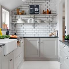 Gray Kitchen Cabinets Spoon Rest 21 Creative Grey Cabinet Ideas For Your Stained