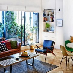 Mid Century Modern Living Room Shades Of Orange Paint For 17 Beautiful Ideas You Ll Love Chairs