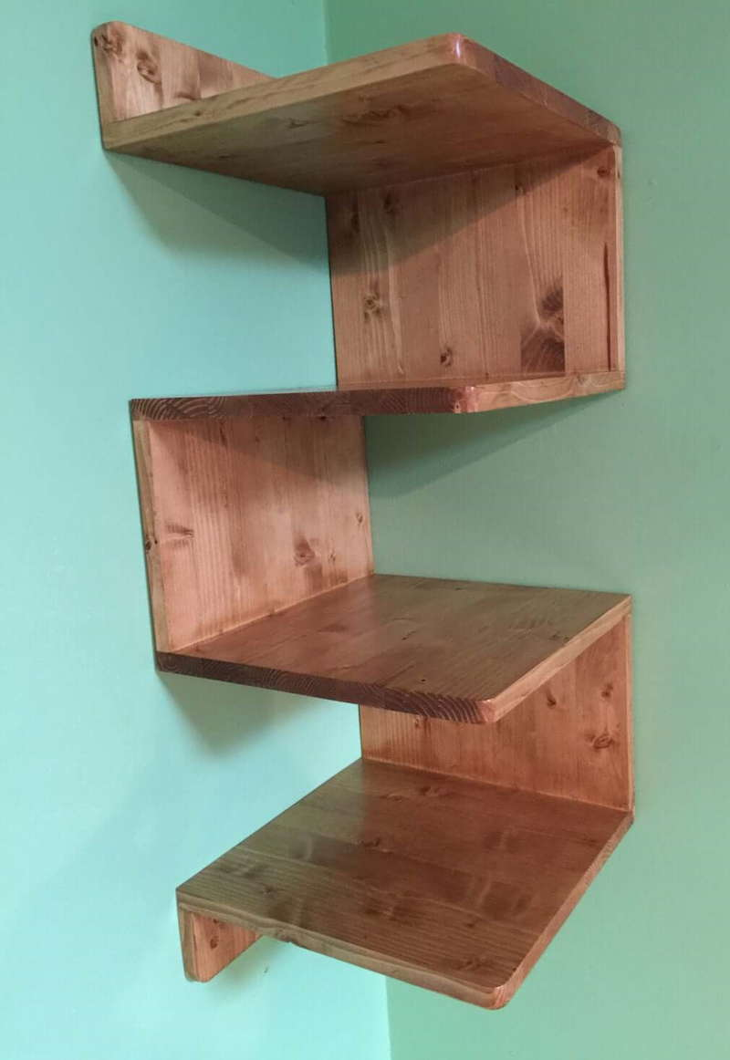 19 Ultimate List Of Diy Corner Shelf Ideas With Plans