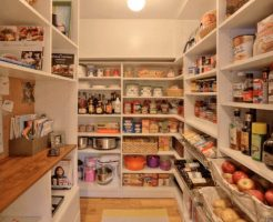 29 Kitchen Pantry Ideas to Organize Your Foods & Beverages