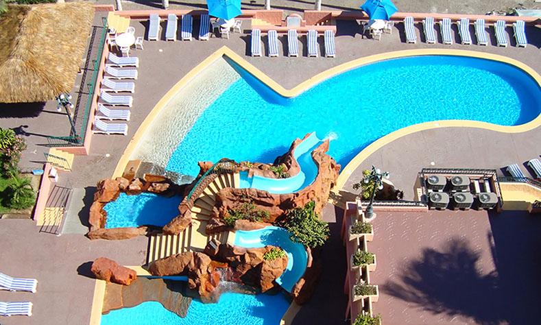 MAZATLAN HOTEL DON PELAYO PACIFIC