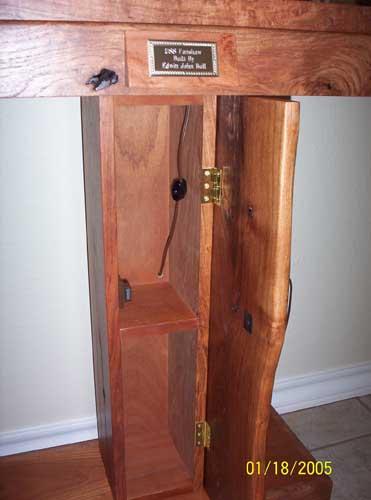 Furniture - Don Ragland Custom Woodworking Austin TX