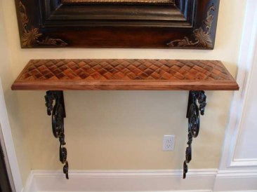 Rosewood Wovern table 2