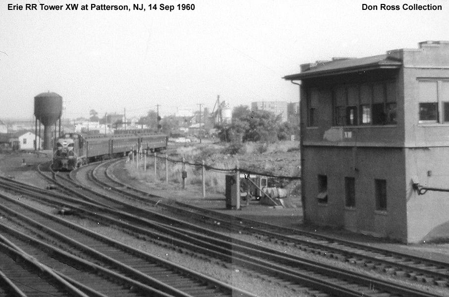 Erie RR Stations