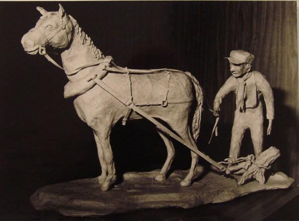 Paper Mache Sculpture Fine Art