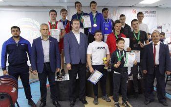 Победители и призеры соревнований.